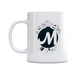 Mug anniversaire - Maxicoffee