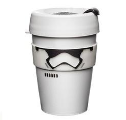 Mug 'Stormtrooper' blanc 34 cl - Keep Cup LongPlay