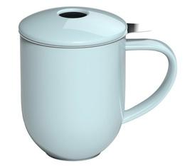 Mug avec infuseur et couvercle 300ml River Blue - Loveramics