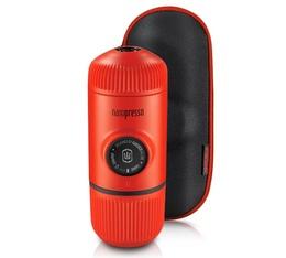 Wacaco Nanopresso Lava Red + Housse de protection
