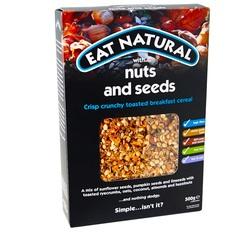 Céréales Nuts seeds - Noix et céréales 500g