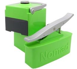 Nomad Espresso portable coffee maker in green by Uniterra