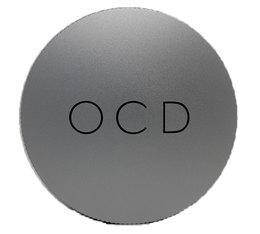 OCD V3 coffee distributor 58.5mm - Silver