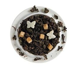 Comptoir Français du Thé salted caramel butter Oolong tea - 200g loose leaf