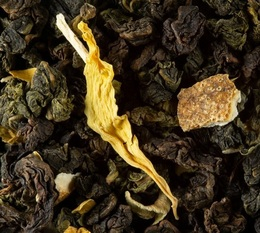 Dammann Frères 'Oolong Exotic' fruity oolong tea - 100g loose leaf
