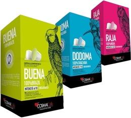 Pure Origin Cosmai Caffe Selection pack - 30 Nespresso® capsules