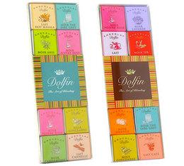 Pack de 2 Assortiments de 48 Napolitains Epicés et gourmands - Dolfin