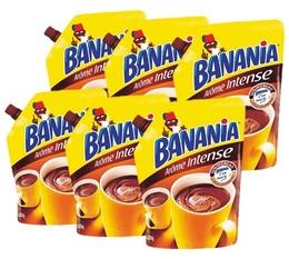 BANANIA cocoa powder - Intense aroma - 6 x 400g
