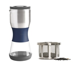 Fellow Duo blue Coffee Steeper 2-in-1 with tea infuser