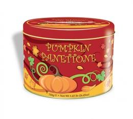 Panettone à la citrouille (Pumpkin) - 750g - Boite métal