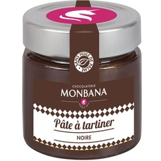 Monbana palm oil free dark chocolate spread - 250g