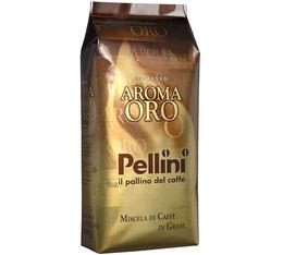 Café en grains Aroma Oro - 1kg - Pellini