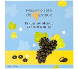Perles du Médoc Chocolat Noir 58% 180g - Mademoiselle de Margaux