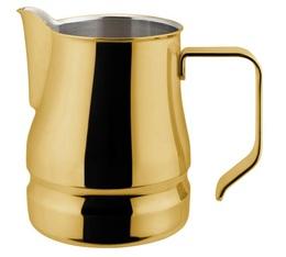 Pichet à lait Cappuccino Evolution 35cl - Or - ILSA
