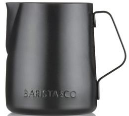 Pichet à lait 35cl gunmetal - Barista & Co