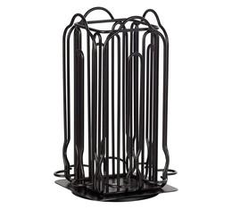 Porte capsules Noir pour 40 capsules Nespresso - Melitta