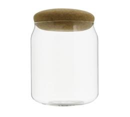 Pot à thé couvercle en liège 60 cl - Viva Scandinavia