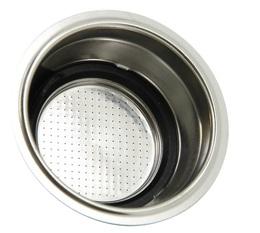 Delonghi 2-cups pressurised filter for Dedica and Scultura models