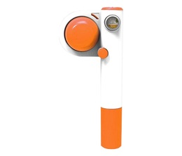 Orange Handpresso Pump Pop travel coffee maker