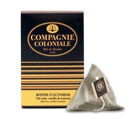 Thé noir Ronde d'Automne - 25 Berlingo® - Compagnie Coloniale