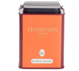 Boîte n°242 Rooibos Caramel-Toffee - 100g - Dammann Frères