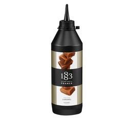 1883 caramel sauce - 500ml
