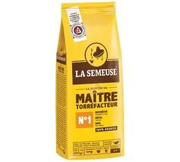 Café en grains La Sélection du Maître Torréfacteur Numéro 1 - 250Gr - La Semeuse