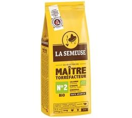 Café en grains La Sélection du Maître Torréfacteur Numéro 2 - 250g - La Semeuse