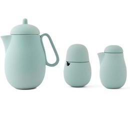 Nina Stone Mint tea set - Viva Scandinavia + free gift