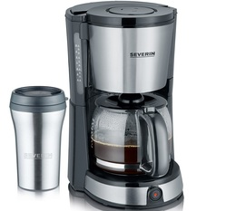 Cafetière filtre Severin Select KA9476 + Mug - Edition limitée 125 ans + offre cadeaux