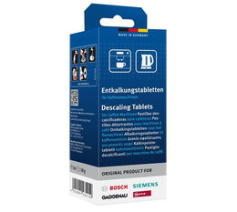 Descaling tablets for Bosch / Tassimo / Siemens / Neff