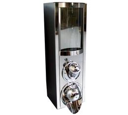 Silo à café AM 140.3 en inox pour professionnels -  5Kg