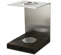 E&B Lab Station for Coffee Dripper - Stainless steel & wood