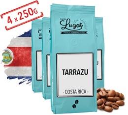 Coffee beans: Costa Rica - Tarrazu - 1kg - Cafés Lugat