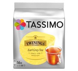 Dosette Tassimo Twinings Thé Earl Grey - 16 T-Discs