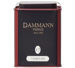 Boite N°17 Thé noir 7 Parfums - 100 g - Dammann Frères