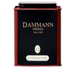 Boite N°12 Thé vert Yunnan - 100g - Dammann Frères