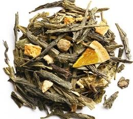 'Vive le Thé!' flavoured green tea - 100g loose leaf tea - Palais des Thés