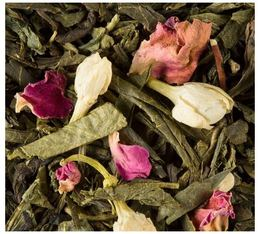Bali loose green tea - 100g - Dammann