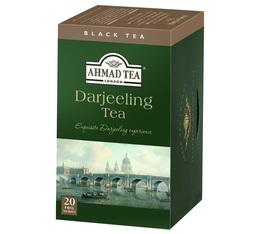 Thé noir Darjeeling - 20 sachets fraicheurs - Ahmad tea