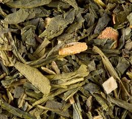 Thé vert en vrac Christmas Tea vert (Thé de Noël) - 100gr - Dammann