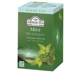 Thé vert Menthe - 20 sachets fraicheurs - Ahmad tea