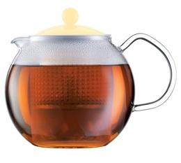 Bodum Assam Banana Teapot with French press system - 1L