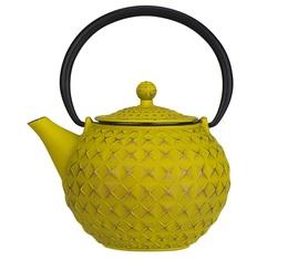 Théière en fonte Sakai vert doré 1 L - Cosy & Trendy + Offre Cadeau