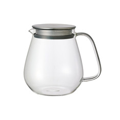 Kinto Unitea one touch teapot with integrated strainer - 720 ml