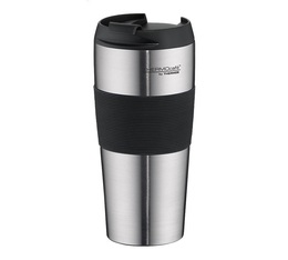Tumbler Mug isotherme TPT inox/noir 40 cl - Thermocafé by Thermos