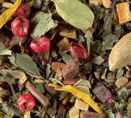 Tisane de Noël loose leaf herbal tea - 100g - Dammann