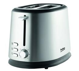 Toaster Platinium Line 2 fentes inox - Beko