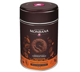Chocolat en poudre Salon de Thé 250g - Monbana