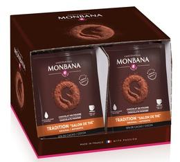 Boite distributrice de 70 sachets Tradition - Monbana